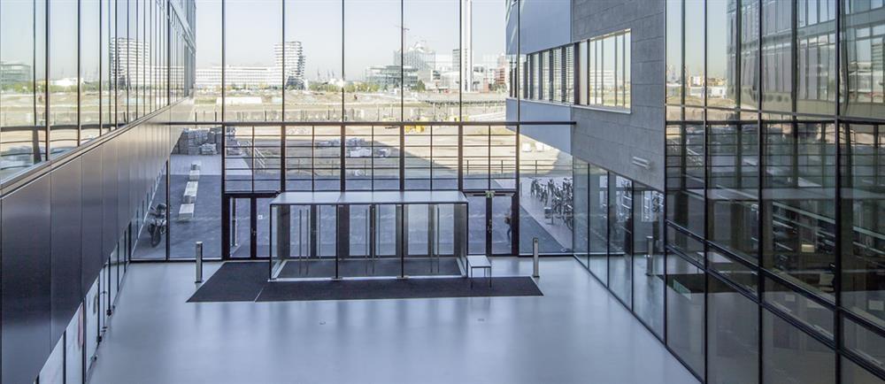 HafenCity University referencje effeff